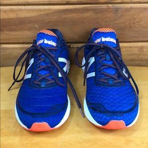 New Balance Shoes - New Balance 🔶 Men's Blue & Orange Sneakers 12